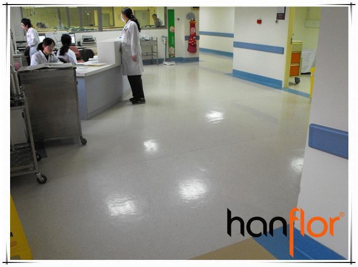 Hospital Pvc Vinyl Sheet Flooring 3