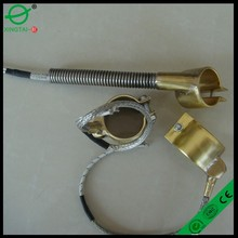 Choice of leads and lead protection in great demand brass Band Heater
