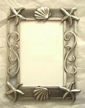 Silver plated sublimación amor marco de fotos funia plateado sublimación amor marco de fotos funia