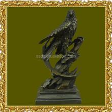 Outdoor Eagle Statues Bronze Eagle Sculpture for Sale
