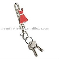 Custom logo purse key hook for promotion or as souvenir