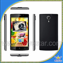 2014 Low price china mobile phone 5.5 inch Quad core +5mp Camera