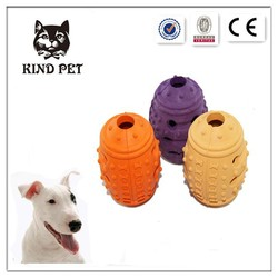 Hotsale pet toys KIND PET Rubber Dog Chew Toy