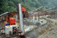 Good Quality Mining Rubber Aggregate Belt Conveyor