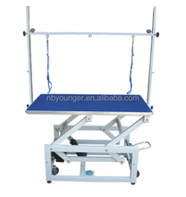 Electric lifting grooming table for large dog/C-007