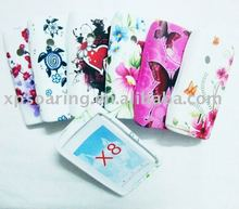flower TPU soft case skin back cover for Sony X8
