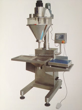 Semi Automatic Powder packing Machine,Tube Filling Machine for Bags & Bottles 10-5000g
