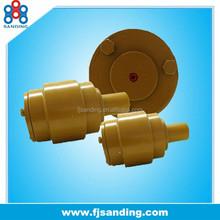 casting parts D65 bull dozer carrier roller parts