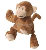 Plush Monkey,Monkey Plush Toy,Monkey Brown Plush