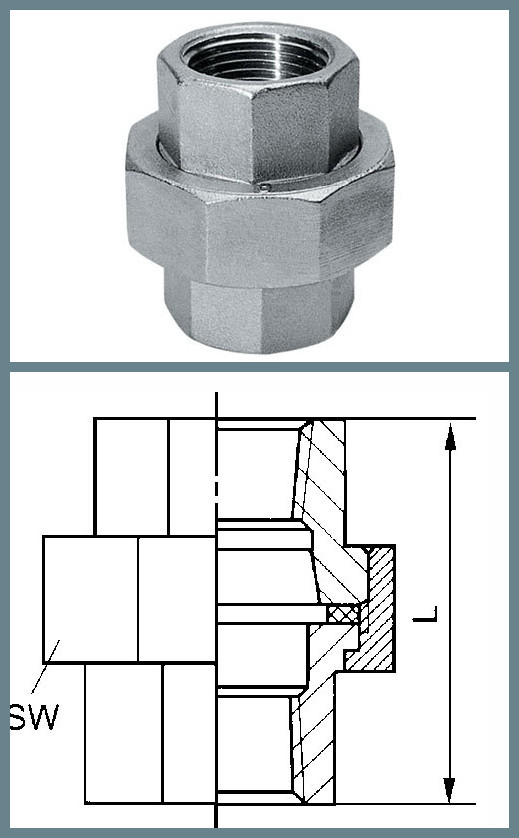 Stainless steel pipe fittings dimensions images