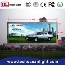 pitch 8mm led emergency exit sign matrix led display sign 6mm smd outdoor led display screen