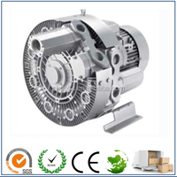 Double Stage Side Channel Blower for Vacuum Lifting System