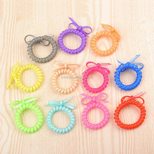 2015 fashionable elastic rubber band hair ring