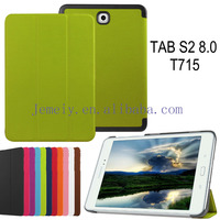 Transformer Flip Stand Leather Case Cover For Samsung Galaxy Tab S2 8.0 T715
