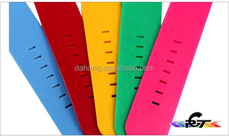 hot-selling novel plastic children's promotional digital watch
