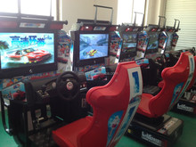 Best selling simulator arcade racing car game machine coin operated need for speed game car racing
