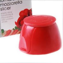 Tomato Holder Slicer Fruit Vegetable Cutter Tools Tomato and Mozzarella Slicer