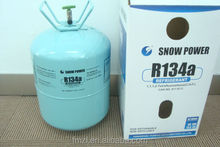 R-134A refrigerant used in car air-conditioner/ ARI 700 standard/ 13.6KG N.W. with our NEW Snow Power Packing