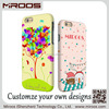 Miroos custom plastic cover for iphone 5 case which made by eco-friendly non-toxic no harm materials