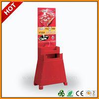 salon display stand ,salon display shelf ,sally hansen wax wermer pop display