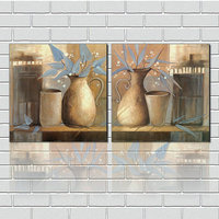 Pottery Modern Decorative Painting
