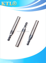 solid carbide endmill flat head milling cutters