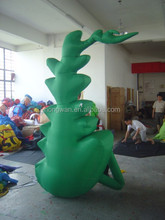 Green plants outdoor inflatable model advertisement product for sale