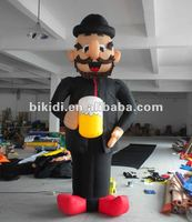 Holland Abraham balloon,inflatable cartoon K9011