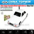 wifi rc coche con la música y cámara de vídeo CTW-019 de China Topwin coche de control remoto para la venta de audio