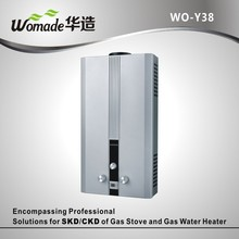 domestic natural gas water heater
