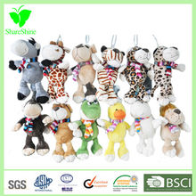 plush toy animals which can be plush toys for crane machines and minion plush toy customize