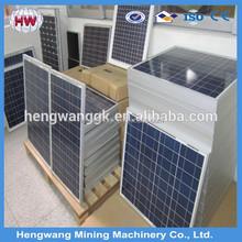 small systerm high power solar dc power system 500 watt solar panel for sale