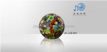glass fermacarte palla
