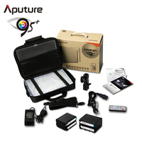 Aputure New CRI 95 Wireless studio continuous film lights HR672c
