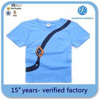 Boys T shirt Summer Short Sleeve T shirt Wear