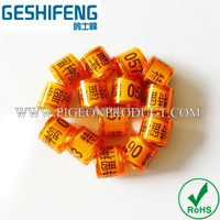 800pc free shipping high quality orange color custom hot seller 8mm ring in South Africa ,Europe