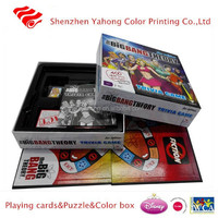 OEM Manufacturer customized children intelligent board game pieces