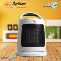 Electric room wind up heater
