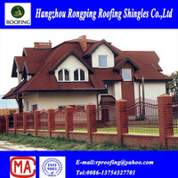 [China factory] wholesale fish scale fiberglass asphalt roofing shingles