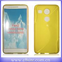 Cellular Phone S Type TPU Case For LG G Flex2 H955 LS996 US995