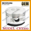 Piston Kit for Honda Motorcycle Parts and Accessories