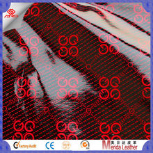 MRD3348 PVC artificial Leather for shoes and others bags