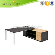 2015 Hot new Nice looking solid wood ceo executive desk