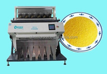 Yellow rice color sorter