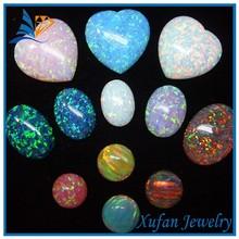 Heart shape various opals for sale