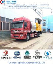 315hp 12 wheels asphalt tanker trucks oem manufacture sale