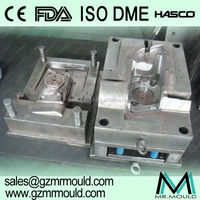 high precision 3 plate injection mould