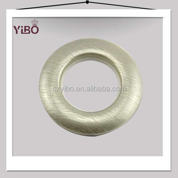 Simple Design Shower Curtain Rings Colored Ring