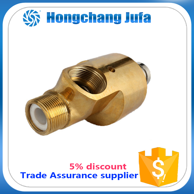 Water fittings stainless steel swivel joint for pipe hose
