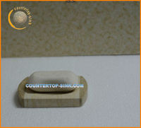 shell stone soap dish for shower